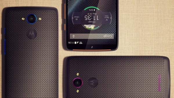 HTD DROID Turbo Close-up