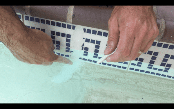 Patching the crack - find and fix a leak in a pool