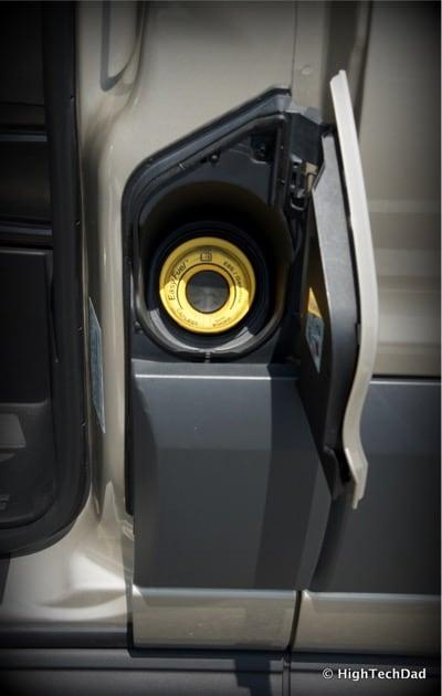 2015 Ford Transit Wagon XLT - Capless gas cap