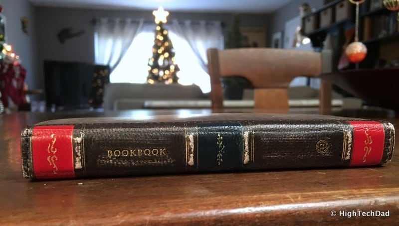 HTD Twelve South BookBook iPhone Case - looks like a book