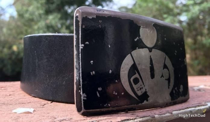 HTD FosterWeld - original buckle a few years later