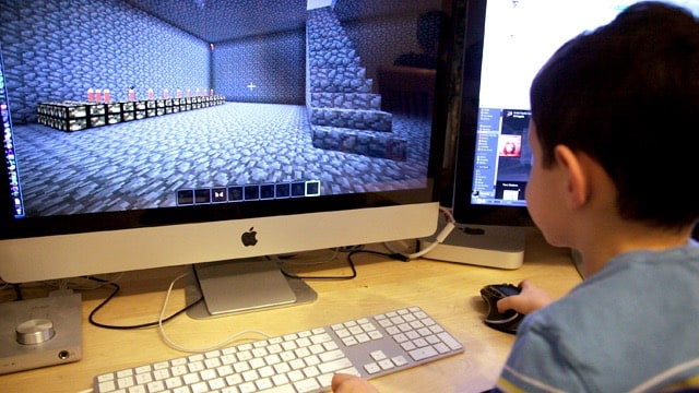 """Connected Camps """"Online Summer of Minecraft"""" - attend online"""