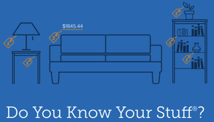 Know Your Stuff - banner