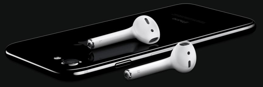 iPhone 7 Plus - AirPods