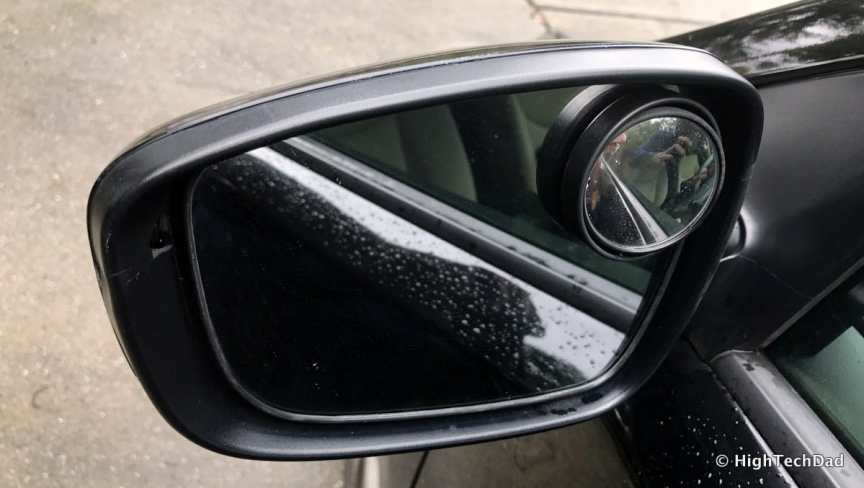 HTD Replace the Side Mirror on Hyundai Elantra - broken mirror