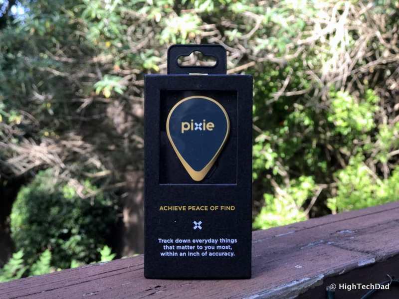 Pixie Bluetooth location system - box