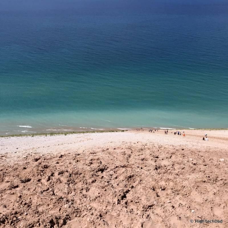 HTD 2018 Chevy Traverse - steep dune