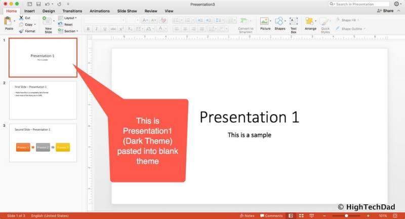 HTD PowerPoint Design - Presentation 3