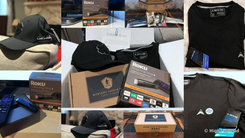 HTD Babbleboxx Gifts for Guys - collage of products