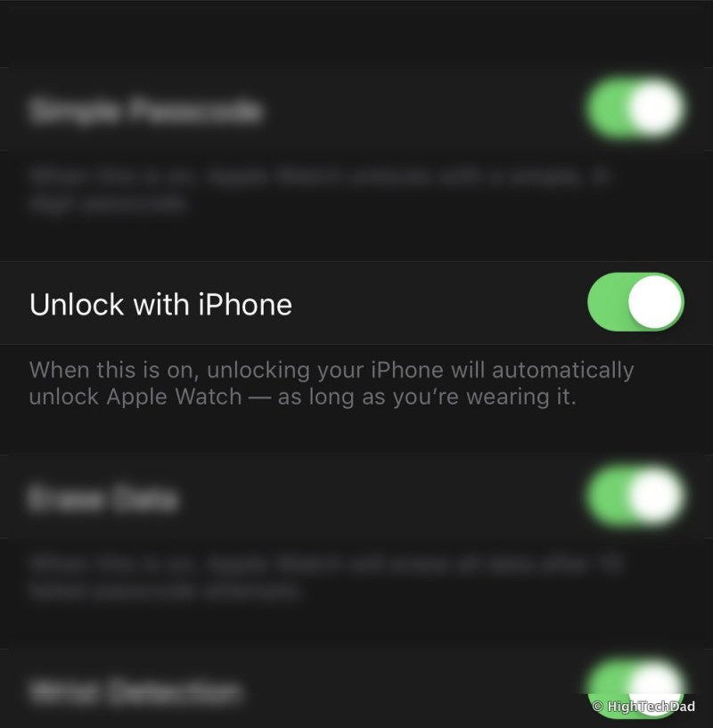 Apple Watch Tips & Tricks - unlock Watch