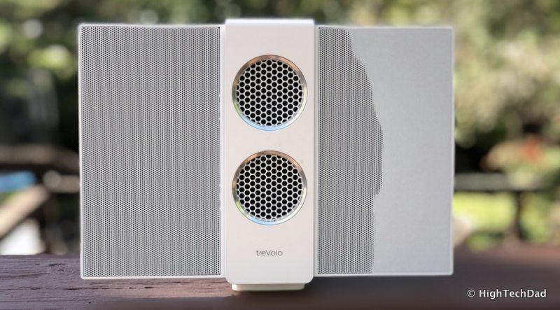 HTD BenQ treVolo S speaker review - open