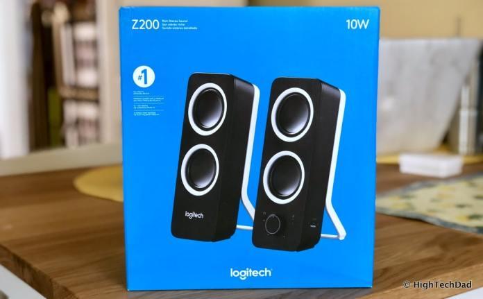HTD Logitech Speaker review - Z200