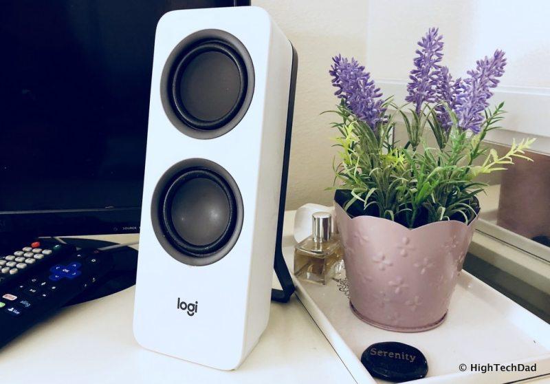 HTD Logitech Speaker review - small speaker