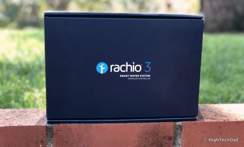 HTD Rachio Gen3 Review - box
