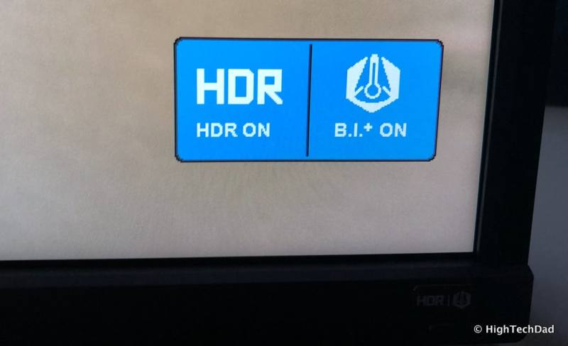 BenQ EW3270U monitor review - HDR & B.I.+