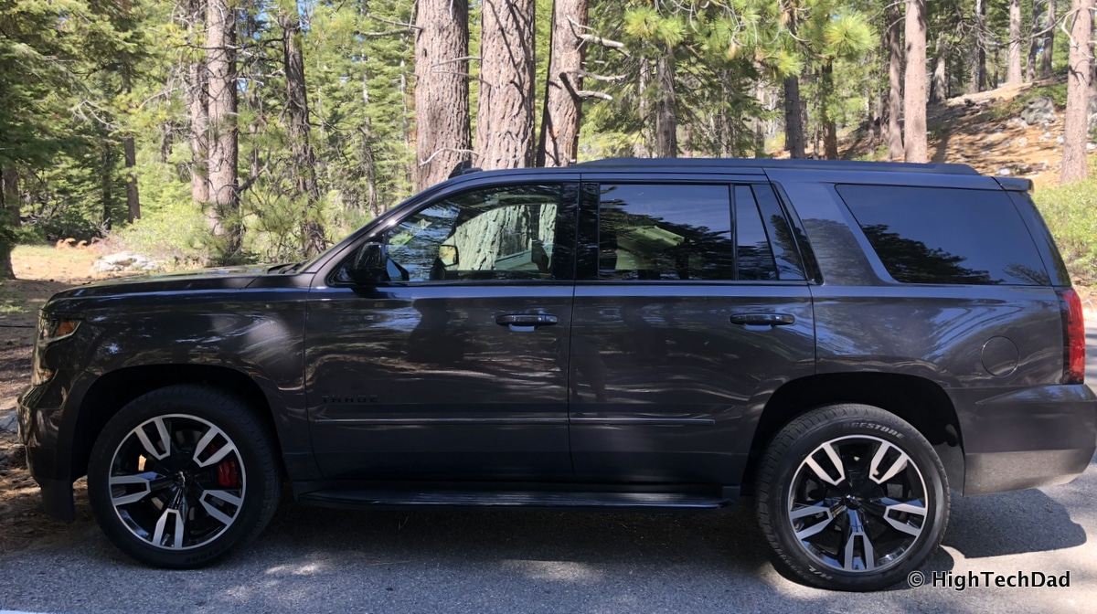 15 Amazing Features We Discovered in the 2018 Chevy Tahoe on our Trip to Lake Tahoe