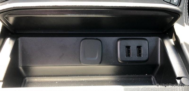2018 Chevy Tahoe - USB ports