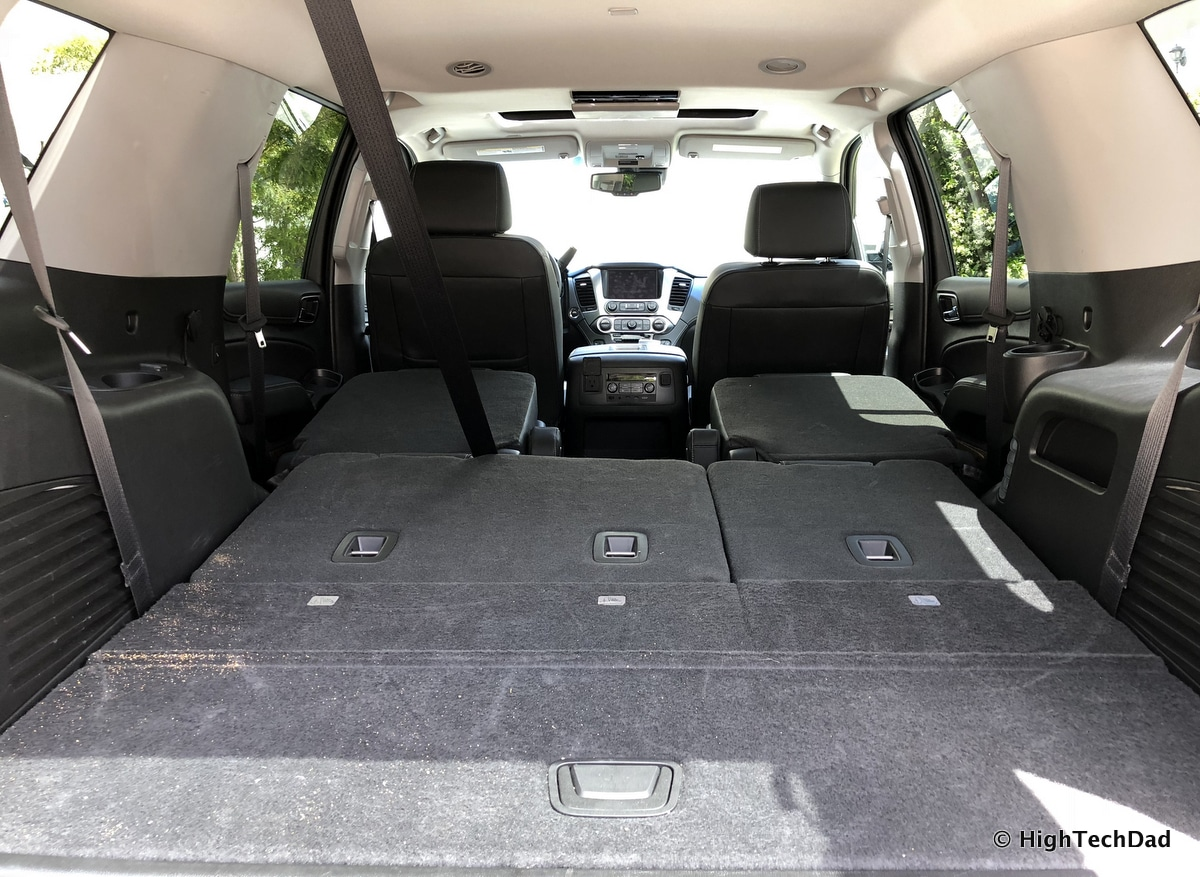 Astounding 15 Amazing Features We Discovered In The 2018 Chevy Tahoe On Machost Co Dining Chair Design Ideas Machostcouk