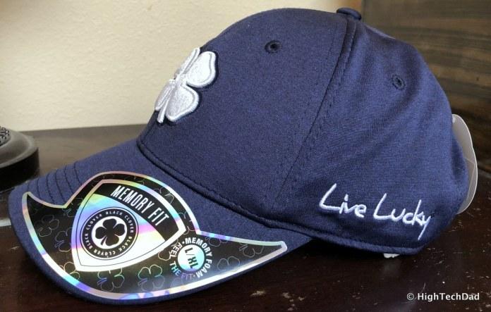 BabbleBoxx Gifts for Grads & Dads - Black Clover hat