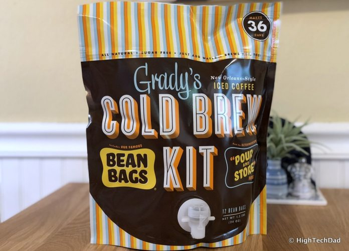 BabbleBoxx Gifts for Grads & Dads - Grady's Cold Brew