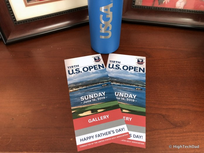BabbleBoxx Gifts for Grads & Dads - 2019 U.S. Open tickets