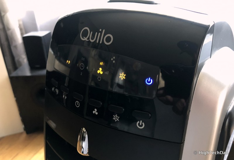 Quilo Humidifier, Cooler & Tower Fan review