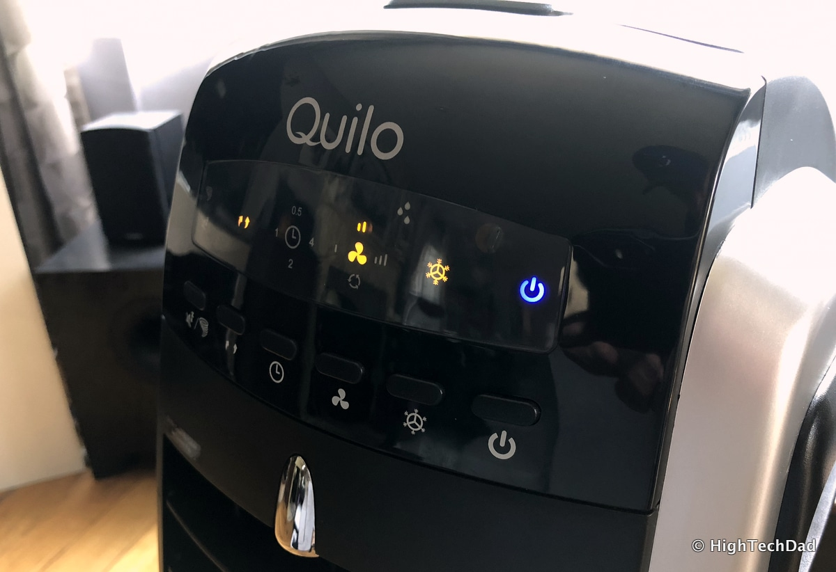 Review: the Quilo Humidifier, Cooler & Tower Fan is a Personal Cooler That Works Great in Low Humidity
