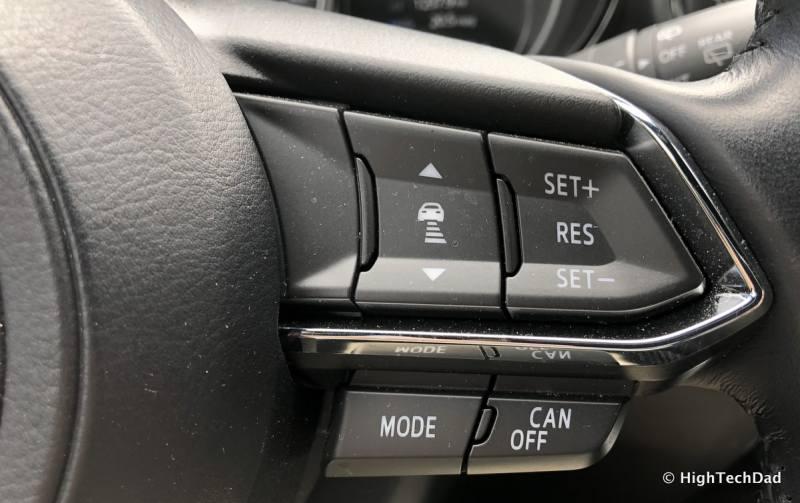 HTD 2018 Mazda CX-9 Review - adaptive cruise control