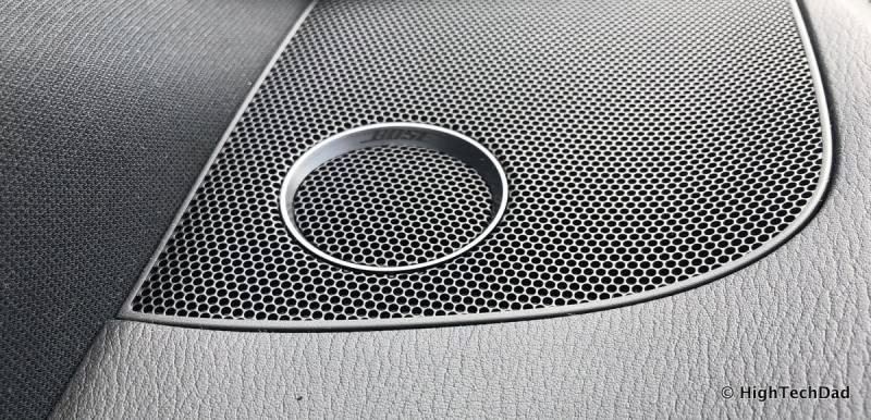 HTD 2018 Mazda CX-9 Review - Bose speaker