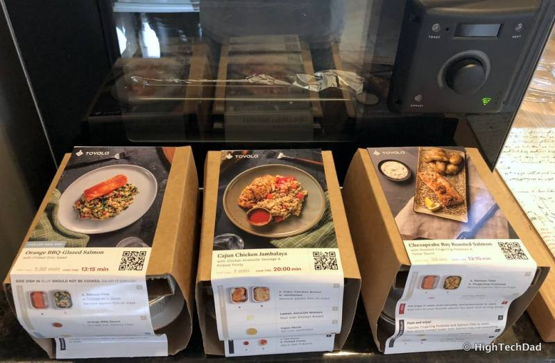 Tovala Steam Oven and Meals Review