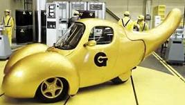 electric three wheeled car