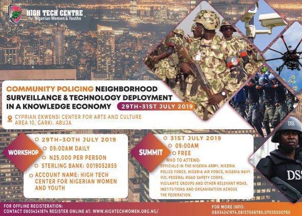 Community Policing 4 SMALL
