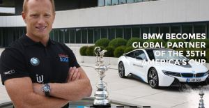 35th America's Cup - BMW