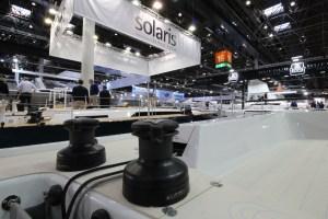 Solaris Yachts winch