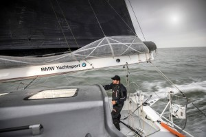 IMOCA Fighting the Elements