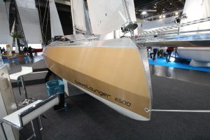 Superlounger 8500 Daycrusier boot düsseldorf alufleet