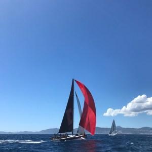 Palmavela Regatta RCNP Sailracing steering helming
