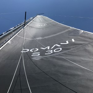 DOMANI YACHTS Black Sails