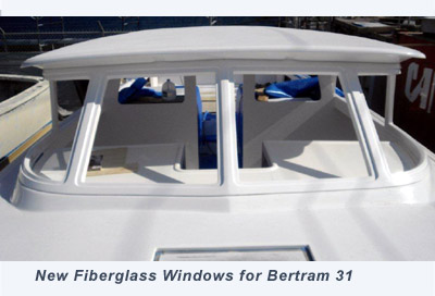 Bertam 31 Replacement Parts For A 31 Foot Bertram Yacht