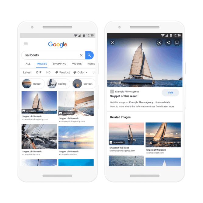 Find Free to Use Images in Google Search