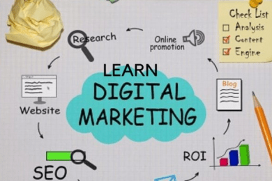 10 Ways To Learn Digital Marketing Effectively
