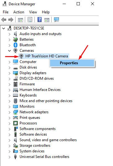 How To Fix Windows Camera Error Code 0xA00F4244