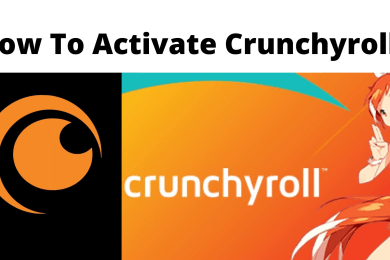 Code To Activate at www.crunchyroll/activate