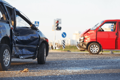 The Common Types of Car Accidents: An Informative Guide