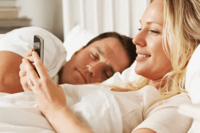 How to Spy on Your Spouse If He Seems Cheating