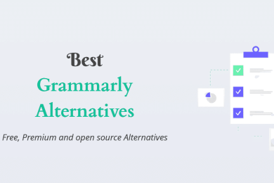 Best 8 Grammar Checker Free Grammarly Alternatives