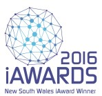 We won the NSW I-Awards