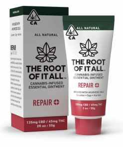 REPAIR for Skin Care Ointment 3:1 CBD:THC 180mg