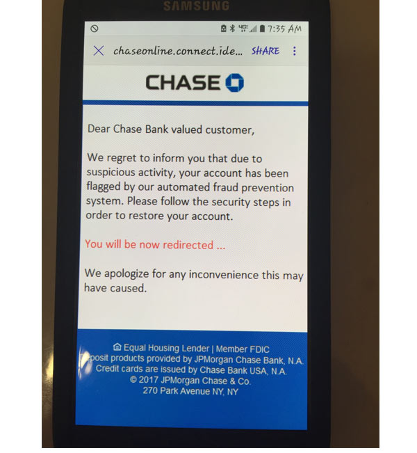 Chase Banking Online Personal