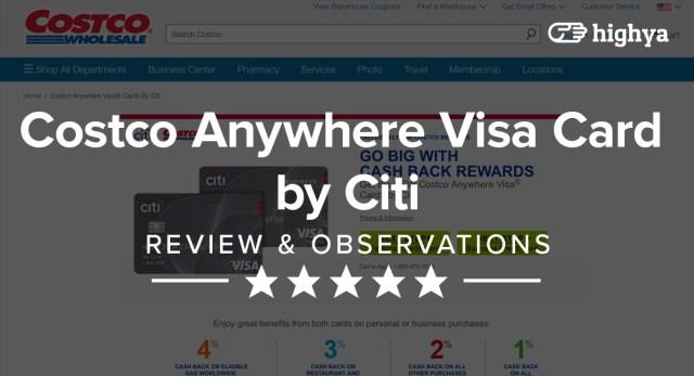 Citi Costco Visa Card Account Login | Applydocoument.co